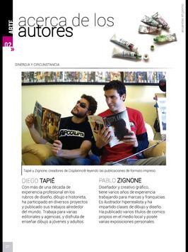 Cisplatino: Artbook oficial apk screenshot