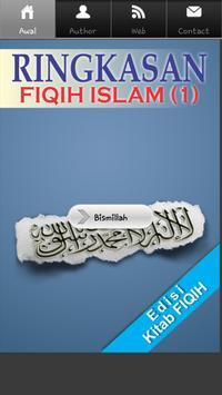 Ringkasan Fiqih Islam (1) poster