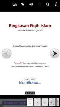Ringkasan Fiqih Islam (1) apk screenshot