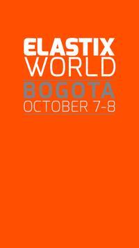 Elastix World 2015 poster