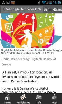 Berlin - New York Digital Tech apk screenshot