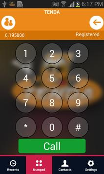 TENDA apk screenshot