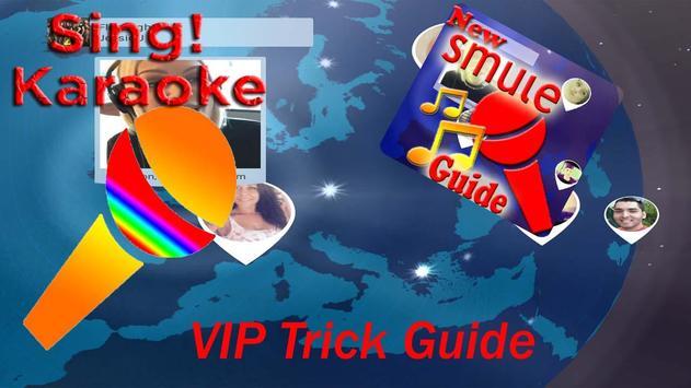 VIP GUIDE for: Smule Karaoke apk screenshot