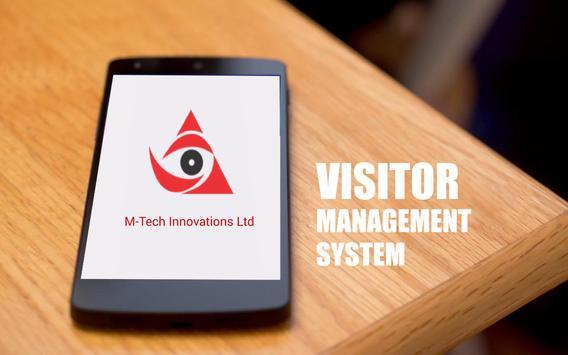 Visitor Management System poster
