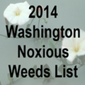 Washington Noxious Weeds 2014 icon