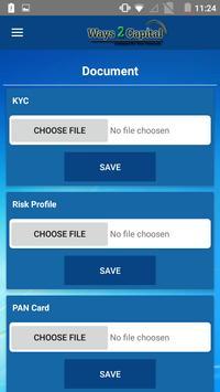 Ways2Capital apk screenshot