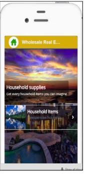 Wholesale Real Estate Deals apk screenshot