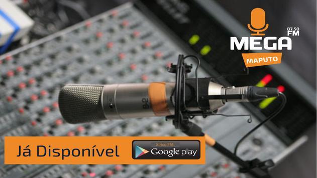Xirico App ( Mega FM ) poster