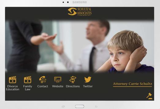 Attorney Carrie Schultz apk screenshot