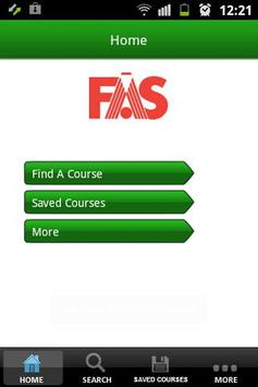 FAS Courses poster