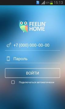 Feelin Home poster