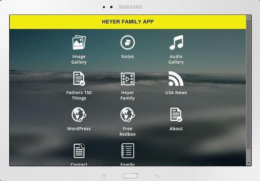 Heyer Family App apk screenshot