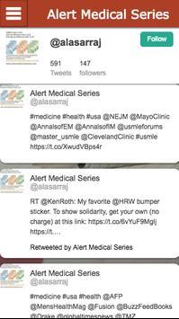 Alert Medical Series apk screenshot