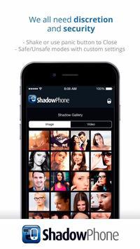 Shadow Phone apk screenshot