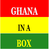 Ghana in a box icon