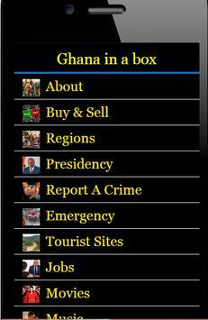 Ghana in a box apk screenshot
