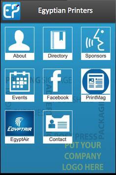 Egyptian Printers apk screenshot