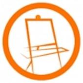 ORANGE EASEL icon