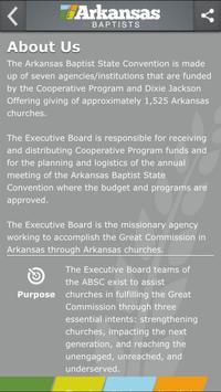 Arkansas Baptists apk screenshot