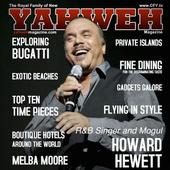 YAHWEH MAGAZINE icon