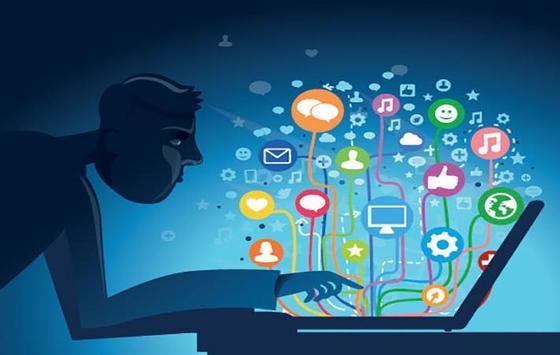 SOCIAL NETWORK poster