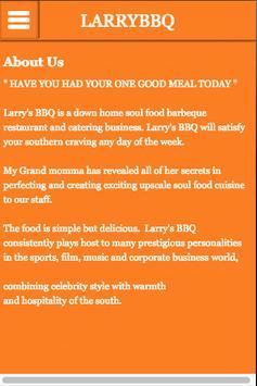 Larry BBQ apk screenshot
