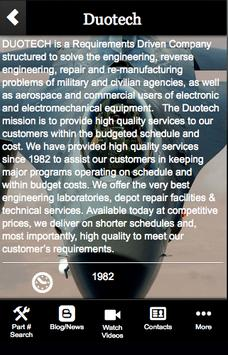 Duotech poster