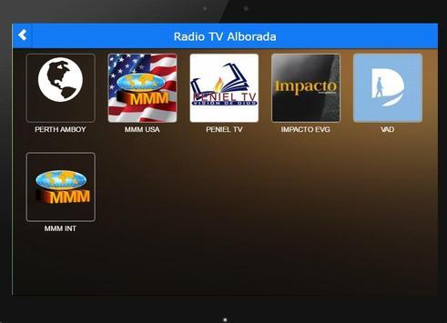 Radio Alborada apk screenshot