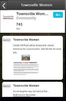 Townsville Women poster