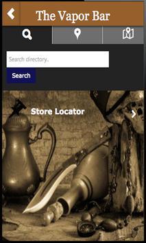 The Vapor Bar apk screenshot