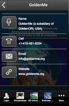 GoldenMe apk screenshot