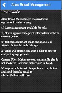 Atlas Resell Management poster