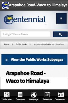 Arapahoe Road-Waco to Himalaya poster