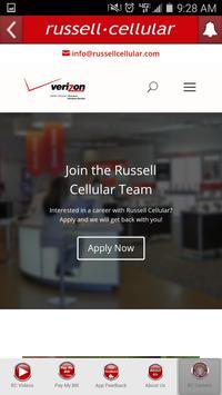 Russell Cellular apk screenshot