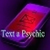 Text A Psychic icon