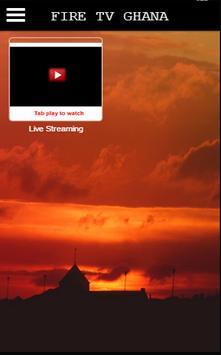 Fire TV Ghana poster