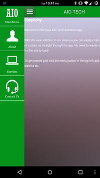 AIO Tech Solutions apk screenshot