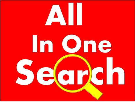 All in One Search apk screenshot