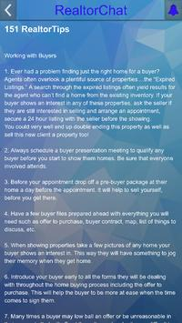RealtorChat apk screenshot