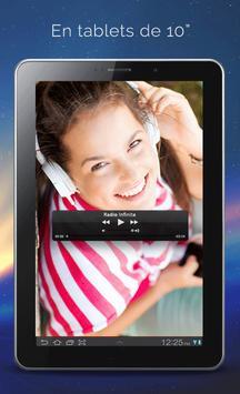 Radio Infinita apk screenshot