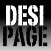 Desi Page icon