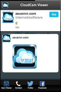 CloudCam Viewer apk screenshot