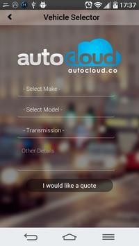 Auto Cloud apk screenshot
