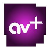 AV+ icon