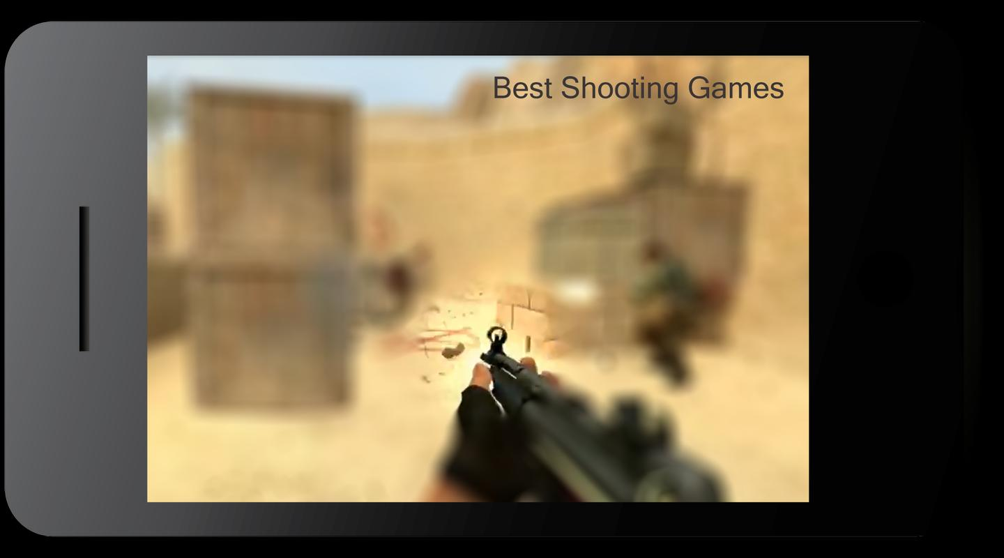 shooting action games online