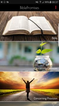 Bible Promises for Every Need poster