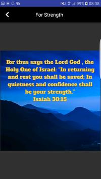 Bible Promises for Every Need apk screenshot