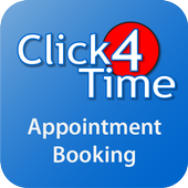 Appointment Booking Click4Time icon