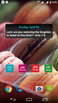Daily Scriptures poster