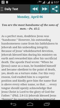 Daily Scriptures apk screenshot